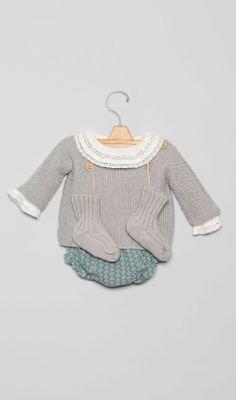 Ropa para Bebés Recién Nacidos | Tienda Online  Nicoli L1602014-pp Bebe