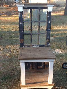 Potting bench or kitchen work station!
