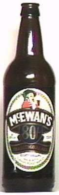 McEwan & Younger - McEwan's 80 Shilling ale 4,5% pullo