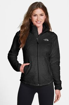 The North Face 'Osito 2' Jacket | Nordstrom  ANY black North Face jacket