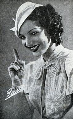 Carmen Miranda - 1934