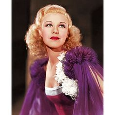 Ginger Rogers (born Virginia Katherine McMath; July 16, 1911 – April 25, 1995) was an American actress, dancer, and singer who appeared in films, and on stage, radio, and television throughout much of the 20th century.  During her long career, she made 73 films, collaborating with Fred Astaire as a romantic lead actress and dancing partner in a series of Hollywood musicals that revolutionized the genre. She achieved great success on her own in a variety of film roles and won the Academy…