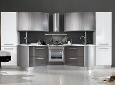Kitchen Design by Spar, Italy - Round Composition 5