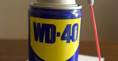 Reasons why WD-40 is Your New Best Friend Cleaning Solutions, Cleaning Hacks, Wd 40, That One Friend, Rubbing Alcohol, Home Hacks, What You Can Do, Getting Organized, Best Friends