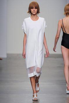 Spring 2014 Ready-to-Wear Designed By A Détacher Minimalist Dress