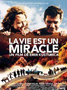 Affiche du film La vie est un miracle