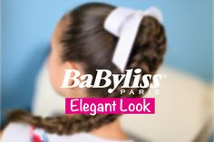 Look Elegante con Twist Secret BaByliss