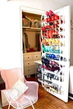 Como Organizar las zapatillas | Curso de organizacion de hogar aprenda a ser organizado en poco tiempo