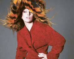 Lady Gaga by Mert Alas and Marcus Piggott for American Vogue September 2012 Lady Gaga, Alas Marcus Piggott, Vogue Us, Vogue Photo, Philip Treacy, Dress Hairstyles, Vogue Magazine, Runway Models, Fashion Pictures