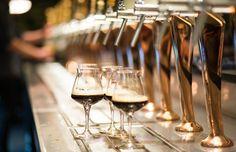 Tribaun | Innsbruck | Austria Pizza Burgers, Craft Beer, Red Wine, Alcoholic Drinks, Innsbruck, Austria, Glass, Crafts, Shop
