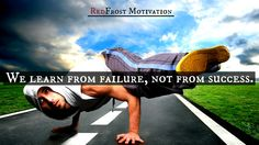"""""""We learn from failure, not from success."""" HERE IS THE LINK TO OUR CHANNEL: https://www.youtube.com/user/RedFrostTV"""