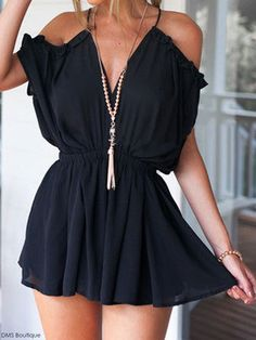 Fashion Summer Sexy Women Rompers and Jumpsuits Off Shoulder Combishort Femme Playsuits Black jumpsuits for Women Short Romper White Jumpsuits And Rompers, Rompers Women, Jumpsuits For Women, Summer Playsuits, Bodycon Jumpsuit, Jumpsuit Shorts, Summer Jumpsuit, Overall Shorts, Black Playsuit