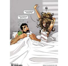 Yehuda Devir is a comic artist who describes married life in a humorous, authentic and identifying way. His illustrations are the most interesting. Cute Couple Comics, Couples Comics, Couple Cartoon, Funny Couples, Cute Couple Art, Beautiful Couple, Yehuda Devir, Relationship Comics, Relationship Advice
