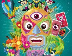 """Check out new work on my @Behance portfolio: """"Ilustración Orgullosos de México / laboratorios Sophia"""" http://be.net/gallery/52794603/Ilustracion-Orgullosos-de-Mxico-laboratorios-Sophia"""