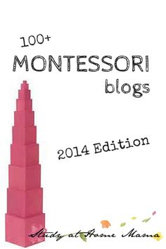 This is my giant list of Montessori blogs! This page is a great resource for those who are looking for inspiration and guidance in small doses or binge reading sessions! Blogs are great for allowing us to connect with others and be inspired by different Montessori journeys. Some of the websites listed are personal blogs [...]