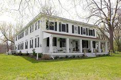 c. 1820 - York, NY - $375,000 - Old House Dreams