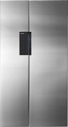 Siemens Kühl-Gefrierkombination SBS KA92NVI35, A++, 175,6 cm hoch, No Frost ab…