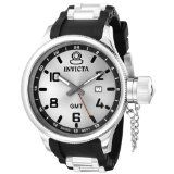 Discount Invicta Men's 6612 Signature Collection GMT Black Rubber Watch Large selection at low prices - http://greatcompareshop.com/discount-invicta-mens-6612-signature-collection-gmt-black-rubber-watch-large-selection-at-low-prices