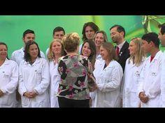 Bueno Br. + Barbara Paludetti | Hype | Inauguração do CTC | Piracicaba | 2015 | Matéria do Jornal VTV | Dilma Rousseff inaugura laboratório em Piracicaba