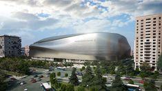 O novo estádio do Real Madrid vai custar 400 milhões. E poderá ter um hotel