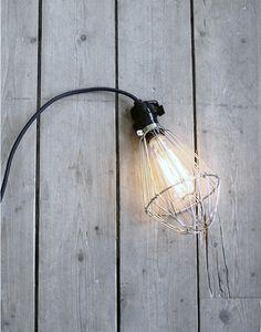 Cage Lamp | Nyheter | Artilleriet | Inredning Göteborg