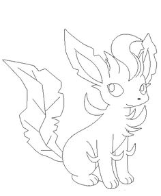 Free printable pokemon leafeon coloring pages for kids that you can print out and color. Pokemon Coloring Pages, Coloring Pages To Print, Colouring Pages, Coloring Pages For Kids, Kids Colouring, Pokemon Room, Baby Pokemon, Free Printables, Deviantart