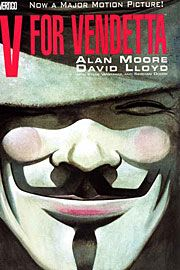 A seminal graphic novel that defined sophisticated storytelling, Alan Moore's V FOR VENDETTA is a terrifying portrait of totalitarianism and resistance, superbly illustrated by artist David Lloyd.