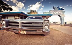 Tucumcari, New Mexico, Route 66 by Andrew Bayda on 500px