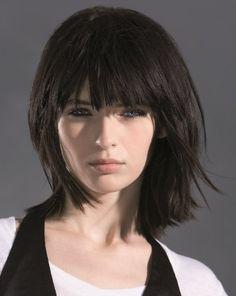 Gorgeous Medium Layered Hairstyles