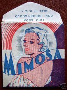 vintage condoms