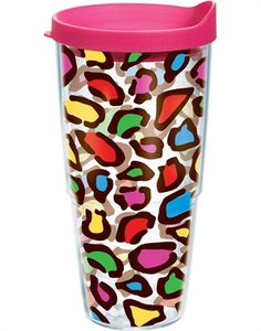 Tervis Tumbler. I have the Dallas Cowboy one and I love it! It keeps my water so cold that I end up wanting to drink more and more. So recommend these cups!!!!