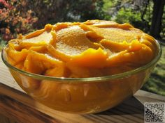 4. #Pumpkin Puree - 9 #Fabulous Low Carb Baking Substitutions for the #Healthy Baker ... → Food #Baking