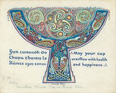 Pictish drawing by George Bain, Latha na Cailleach - Google Search