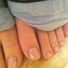 Looking for easy nail art ideas for short nails? Look no further here are are quick and easy nail art ideas for short nails. nails near me salon nails nails salon nails Continue Reading → Trendy Nails, Cute Nails, My Nails, Coral Nails, Gold Toe Nails, Pretty Toe Nails, Pretty Toes, Bride Nails, Wedding Nails For Bride