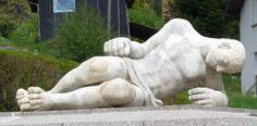 Joseph Rivière : Monument aux patriotes fusillées, La Bresse (Vosges)