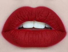 Miss Ruby wears RED Lipstick. I can totally rock this color!