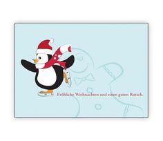 Schöne Spruch Weihnachtskarte mit Pinguin und Lebkuchen Mann auf Eis - http://www.1agrusskarten.de/shop/schone-weihnachtskarte-mit-schlittschuh-laufendem-pinguin-mit-lebkuchen-mann/    00000_1_2401, Grusskarte, Klappkarte Rentier, Santa Sterne, Schneemann, Tanne, Weihnachtsbaum Engel, Weihnachtsmann, Winter00000_1_2401, Grusskarte, Klappkarte Rentier, Santa Sterne, Schneemann, Tanne, Weihnachtsbaum Engel, Weihnachtsmann, Winter