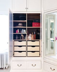 NEAT Method  Closets, Closet Ideas, Closet Storage, Closet Design,  Beautiful Closets
