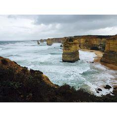 #그레이트오션로드  #12apostles #greatoceanroad #melbourne by diane_o_o http://ift.tt/1ijk11S