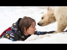 Midnight Sun with Goran Visnjic, Bridget Moynahan, Dakota Goyo Movie Dakota Goyo, Backstage, Green Movie, Bridget Moynahan, Northern Canada, Midnight Sun, Young Boys, Polar Bear, Movies Online