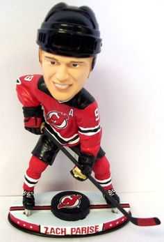 Zach Parise Bobblehead
