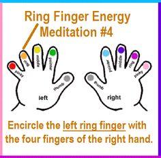 Ring Finger Energy #4 Meditation balancedwomensblog.com