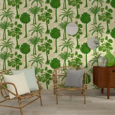 intiss foglia coloris blanc murs papiers peints pinterest intiss papier peint et peindre. Black Bedroom Furniture Sets. Home Design Ideas