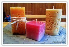 DIY kynttilät Pillar Candles, Taper Candles