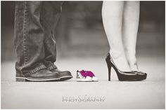 Baby Announcement / Gender Reveal ~ Maternity Photography ~ Springfield, MO