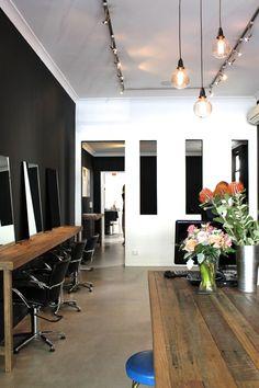 decorao de salo de beleza e cabeleireiros - Salon Design Ideas