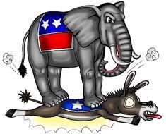 elephant over jackass