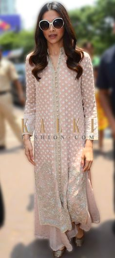 Must have Bollywood Style! Find a style match to the celebrity look of your choice @http://www.kalkifashion.com/salwar-kameez/pakistani-salwar-kameez.html