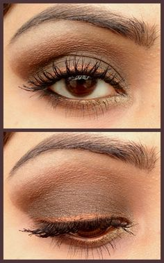 Brown Smokey Eyes #beauty #younique #mineralmakeup www.youniqueproducts.com/Jess/