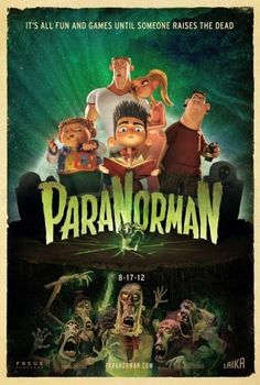 Paranorman ~ great film for all lovers of zombies and the look and feel of stop motion animation. Kid Movies, Family Movies, Cartoon Movies, Great Movies, Disney Movies, Horror Movies, Movies To Watch, Movie Tv, Movie Cars